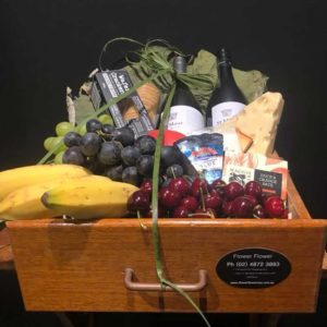 Flower Flower Southern Highlands, Cheese Hamper