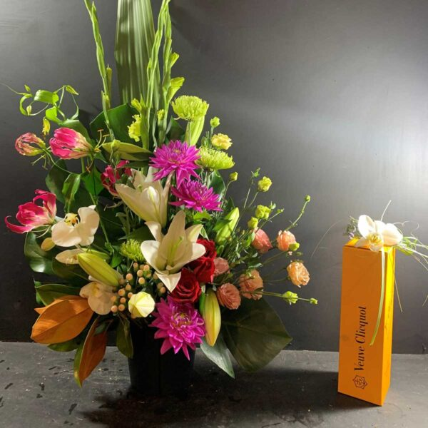 Flower Flower Southern Highlands, Flowers and Champagne Package
